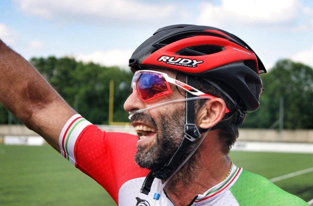 Colonel Carlo Calcagni | Forza Pura Bike Cranks 1