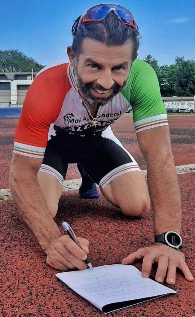 Colonel Carlo Calcagni | Forza Pura Bike Cranks 11