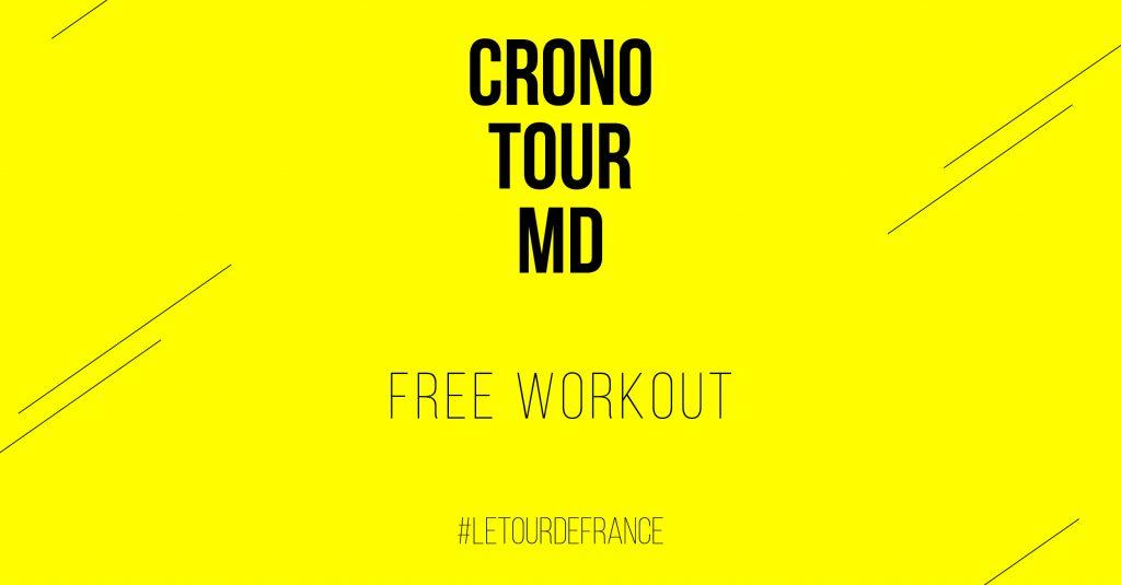 Bike Trainer Free Workout | Tour De France