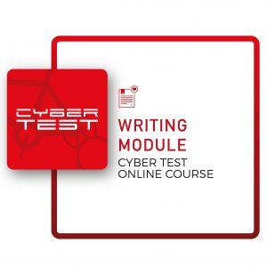 Cyber Test Software   Writing Module
